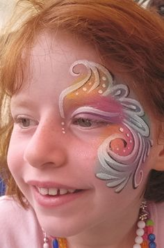 Face  painting for kids...great for some photos!