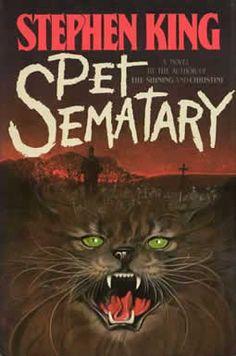 Pet Sematary.. definitely spooky!