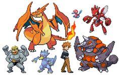 Pokemon Adventures Manga, Green Pokemon, Pokemon Special, Charizard, Detailed Image, Bowser, Blue Green, Fictional Characters, Art