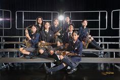 The British International School Senior Saxophone Ensemble