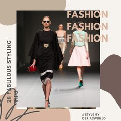28 Fabulous Styling Tips. What you should do and what you should avoid Auto Follower, We Wear, How To Wear, Fast Fashion, Fashion Tips, Long Faces, Summer Winter, You Are Beautiful, Piece Of Clothing