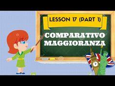 Lezione 17(pt 1)- COMPARATIVO MAGGIORANZA - YouTube