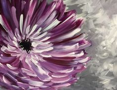 We host painting events at local bars. Come join us for a Paint Nite Party! We host painting events at local bars. Come join us for a Paint Nite Party! Diy Painting, Painting & Drawing, Watercolor Paintings, Purple Painting, Flower Paintings, Painting Flowers, Wine And Canvas, Abstract Flowers, Acrylic Art