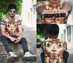 Drop Dead Fuck Off, E, Mr Guru & Miss Go Pharaoh, Drop Dead, Drop Dead Signature Mark Ii Acid Wash Jeans, Choies Dr Martens