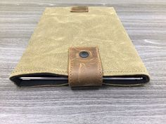 """""""The iPad Air 2 is many things, but it is not rugged...it's a good idea to turn to WaterField Designs"""" 