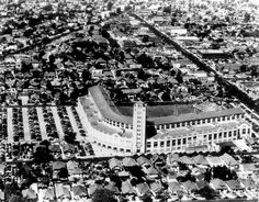 Forbes Field, Pittsburgh | classic ballparks and stadiums ...