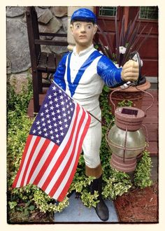 Casually Barack obama pussy lawn jockey