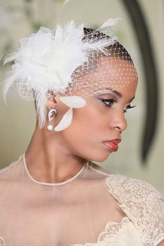 Natural Hairstyles for Your Wedding Day