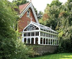 Victorian Conservatory Design by Richmond Oak Ltd