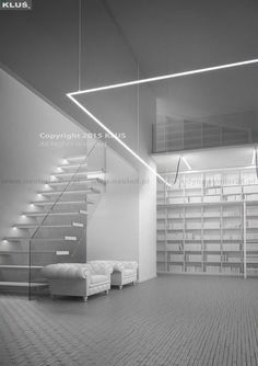 PDS 4 - ALU Extrusion - LED Lighting for interior design, furniture, kitchen cabinets, closets) stairs, & more. Interior Design Career, Interior Design Website, Luxury Interior Design, Interior Design Living Room, Living Room Designs, 3d Design Software, Interior Design Software, Interior Wood Stain, Deco Led