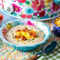 slow cooker potato soup recipe Slow Cooker Potato Soup, Crock Pot Soup, Crock Pot Slow Cooker, Crock Pot Cooking, Slow Cooker Recipes, Cooking Recipes, Seafood Recipes, Crockpot Recipes, Fall Soup Recipes