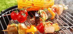 Gezonde barbecue recepten