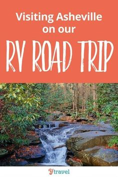 This week on our USA RV road trip, we visit Asheville in North Carolina. We see plenty of breweries and waterfalls. Plus we share our RV lessons and travel costs. #RVtravel #Asheville #rvlife #rvliving #rving #NorthCarolina #travel #familytravel