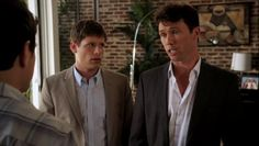 "Burn Notice 5x05 ""Square One"" - Michael Westen (Jeffrey Donovan) & Ethan (Matt Lauria)"