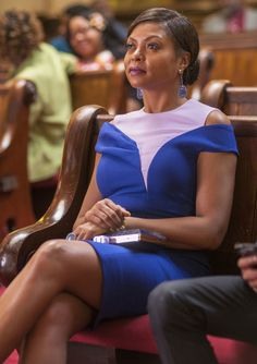 "The fashion on this week's episode of ""Empire"" was to die for."