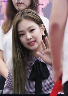 Read Jennie ( Fansign Event) from the story ~ BLACKPINK in the AREA ~ by Duyn_Seungriseyo (bóng) with 150 reads. Kim Jennie, Yg Entertainment, South Korean Girls, Korean Girl Groups, Rapper, Most Beautiful Faces, Korean Singer, Kpop Girls, My Idol