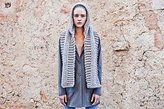 Absenta Hood by we are knitters
