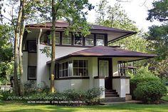 Frank Loyd Wright Home