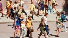 ¿Cómo era la moda en los 60?