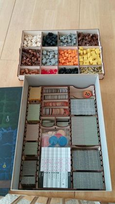 Loving this new Caverna organizer from @tbt_gaming.