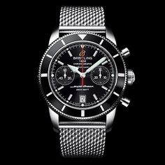 Breitling - love their classic strap