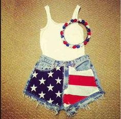4rth of july outfit