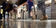 Νεκρός ανασύρθηκε από τις γραμμές του μετρό ένας άνδρας