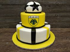 Home - Select Bakery Birtday Cake, Ball Birthday, Soccer Ball, Athens, The Selection, Fondant, Bakery, Desserts, Food