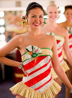 Radio CIty Music Hall Rockette | Christine Sienicki #Radio #CIty #Music #Hall #Rockette #Christine #Sienicki #Stripe #Christmas #Dancer #Smile #Happy #Holidays #New #York #City #NYC