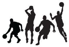 basketteur stylisé