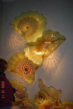 Chihuly exhibit, Kalamazoo, MI
