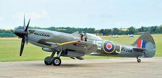 Supermarket Spitfire Mk XIV. Spitfire Mk XIV discussion thread - Fighters ...
