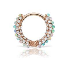 Unique Jewelry, Piercings & Tattoos By Designer Maria Tash