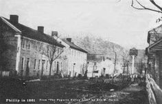 philippi west virginia historic | ... of June 3, these Federal troops surprised theConfederates in Philippi