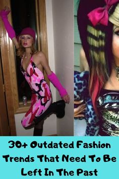 Fashion trends come and go each year, and many are recycled from previous decades. We have seen a recent revival of the '80s and '90s trends like biker shorts and chunky dad sneakers,