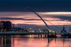 Samuel Beckett Bridge Landscape Photos, Landscape Photography, Samuel Beckett Bridge, Irish Greetings, Dublin, Greeting Cards, Prints, Scenery Photography, Landscape Pictures