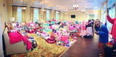 Phi Mu Big/Little Reveal at Tennessee Pi Beta Phi, Phi Mu, Big Little Reveal, Bright Stars, Sorority, Cheer, Tennessee, College, Craft Ideas