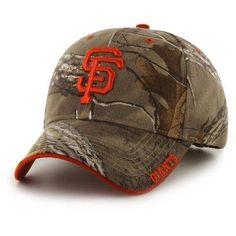 d110b67ed3ec0 MLB San Francisco Giants Realtree Frost Cap   Hat by Fan Favorite