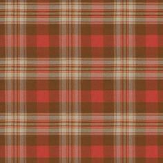 Walker Tartan - Plaids - Fabric - Products - Ralph Lauren Home - RalphLaurenHome.com