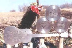 Buddy Holly's grave