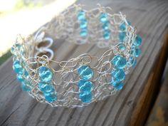 Carribean Waters Bracelet #dteam $25.00