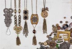 Grandmother's Buttons | Shop Online Antique and Vintage Button Jewelry | St. Francisville, LA