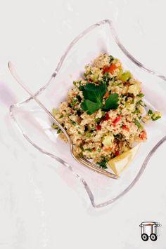 Quick Cheap Tasty : Couscous tabbouleh