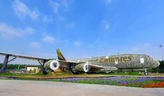 Nuovo Guinness World Record a Dubai per la più grande installazione floreale del mondo | Dream Blog Cruise Magazine