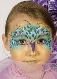 Resultado de imagen de face paint adult que pintura utilizar, marca
