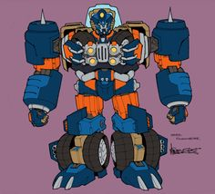 Transformers News: Concept art and description of five upcoming Female Transformers by Alex Milne