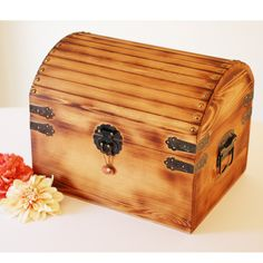 Rustic Box for wedding cards - 330mm x 265mm x H265mm