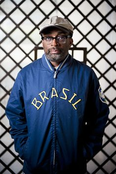 Spike Lee in Brazil!