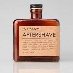 Fig + Yarrow Aftershave