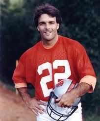 Doug Flutie - one of our favorite Boston sports heroes and a really nice guy!